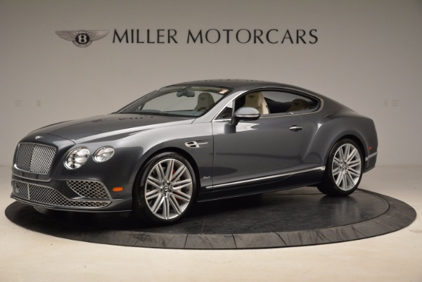 New 2017 Bentley Continental GT Speed for sale Sold at Bentley Greenwich in Greenwich CT 06830 2