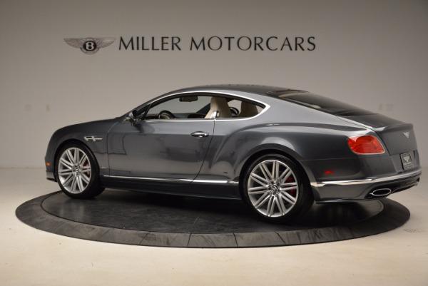New 2017 Bentley Continental GT Speed for sale Sold at Bentley Greenwich in Greenwich CT 06830 4