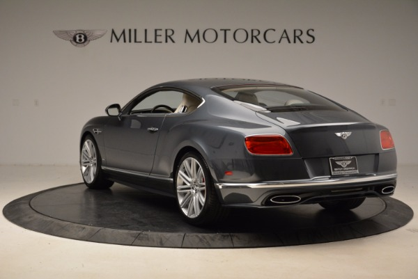 New 2017 Bentley Continental GT Speed for sale Sold at Bentley Greenwich in Greenwich CT 06830 5