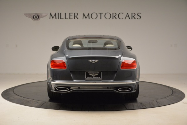 New 2017 Bentley Continental GT Speed for sale Sold at Bentley Greenwich in Greenwich CT 06830 6