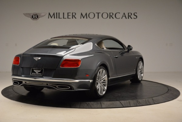 New 2017 Bentley Continental GT Speed for sale Sold at Bentley Greenwich in Greenwich CT 06830 7