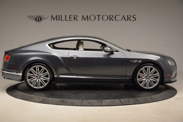 New 2017 Bentley Continental GT Speed for sale Sold at Bentley Greenwich in Greenwich CT 06830 9