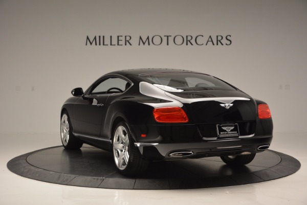 Used 2012 Bentley Continental GT W12 for sale Sold at Bentley Greenwich in Greenwich CT 06830 3