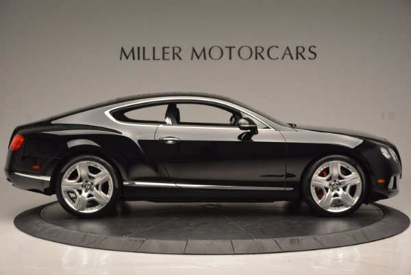 Used 2012 Bentley Continental GT W12 for sale Sold at Bentley Greenwich in Greenwich CT 06830 7