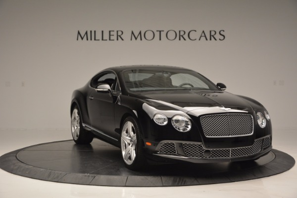 Used 2012 Bentley Continental GT W12 for sale Sold at Bentley Greenwich in Greenwich CT 06830 8