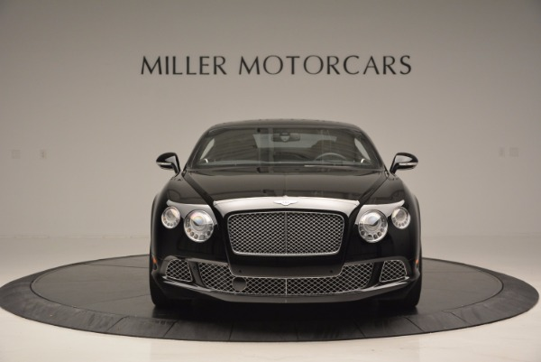 Used 2012 Bentley Continental GT W12 for sale Sold at Bentley Greenwich in Greenwich CT 06830 9