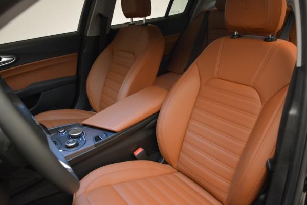 New 2018 Alfa Romeo Giulia Ti Lusso Q4 for sale Sold at Bentley Greenwich in Greenwich CT 06830 16