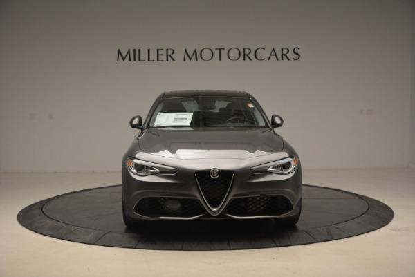 Used 2018 Alfa Romeo Giulia Ti Sport Q4 for sale $31,900 at Bentley Greenwich in Greenwich CT 06830 12