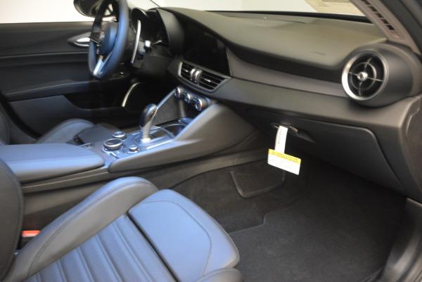Used 2018 Alfa Romeo Giulia Ti Sport Q4 for sale $31,900 at Bentley Greenwich in Greenwich CT 06830 19