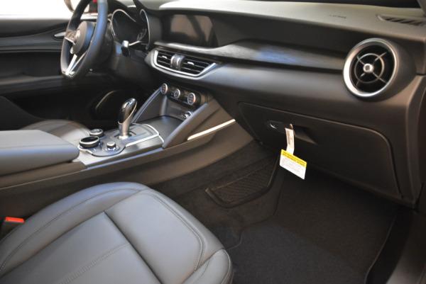 New 2018 Alfa Romeo Stelvio Q4 for sale Sold at Bentley Greenwich in Greenwich CT 06830 19