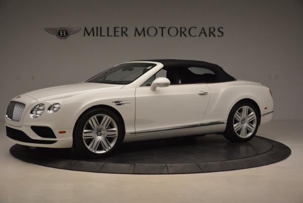 Used 2016 Bentley Continental GT V8 for sale Sold at Bentley Greenwich in Greenwich CT 06830 14