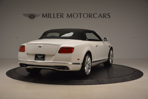 Used 2016 Bentley Continental GT V8 for sale Sold at Bentley Greenwich in Greenwich CT 06830 19