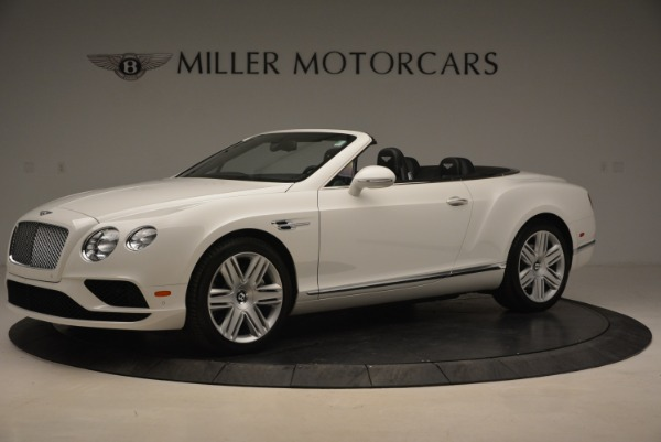 Used 2016 Bentley Continental GT V8 for sale Sold at Bentley Greenwich in Greenwich CT 06830 2