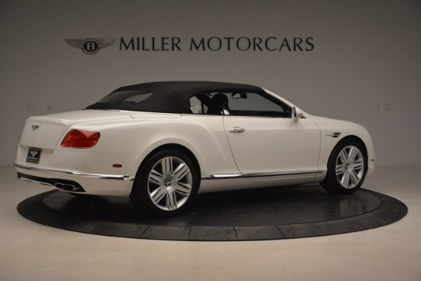 Used 2016 Bentley Continental GT V8 for sale Sold at Bentley Greenwich in Greenwich CT 06830 20