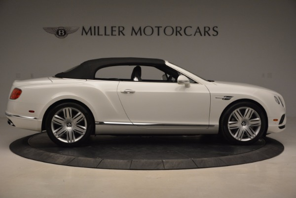 Used 2016 Bentley Continental GT V8 for sale Sold at Bentley Greenwich in Greenwich CT 06830 21