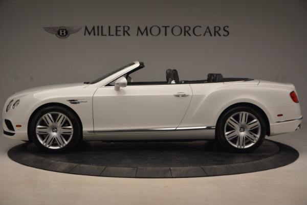 Used 2016 Bentley Continental GT V8 for sale Sold at Bentley Greenwich in Greenwich CT 06830 3