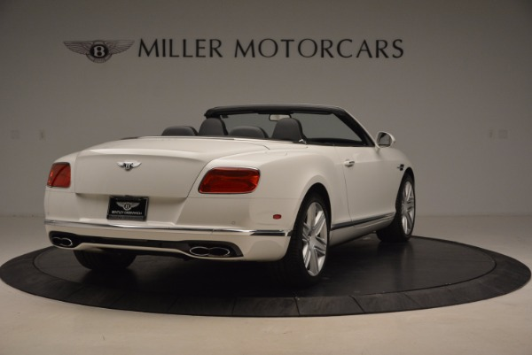 Used 2016 Bentley Continental GT V8 for sale Sold at Bentley Greenwich in Greenwich CT 06830 7