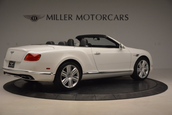 Used 2016 Bentley Continental GT V8 for sale Sold at Bentley Greenwich in Greenwich CT 06830 8