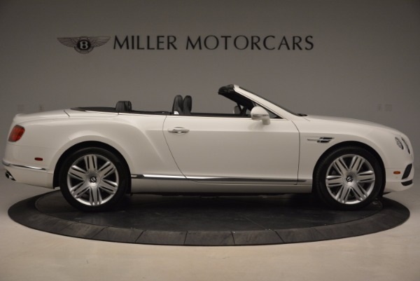 Used 2016 Bentley Continental GT V8 for sale Sold at Bentley Greenwich in Greenwich CT 06830 9