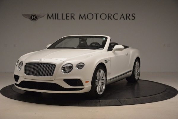 Used 2016 Bentley Continental GT V8 for sale Sold at Bentley Greenwich in Greenwich CT 06830 1