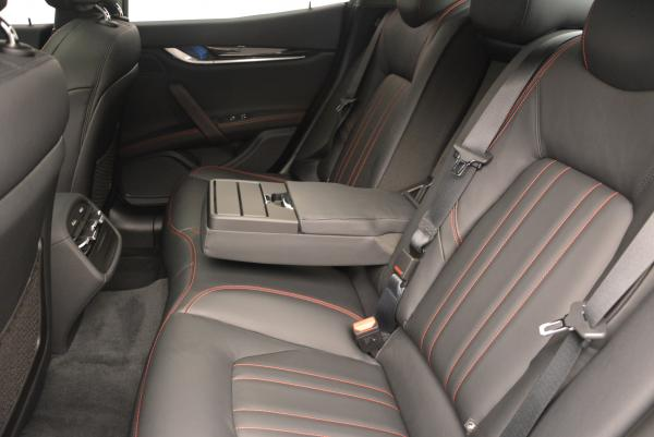New 2016 Maserati Ghibli S Q4 for sale Sold at Bentley Greenwich in Greenwich CT 06830 17
