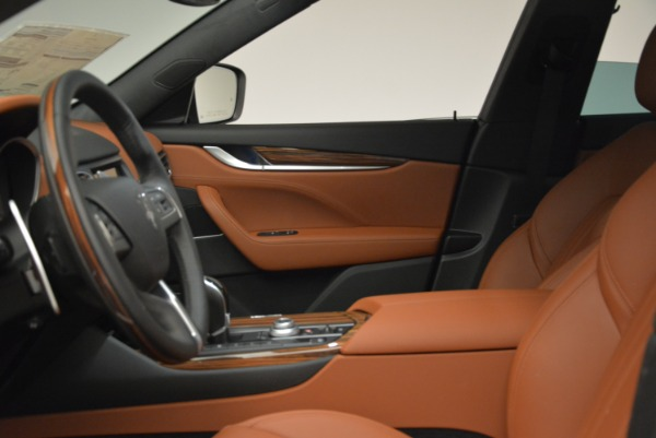 New 2018 Maserati Levante Q4 GranLusso for sale Sold at Bentley Greenwich in Greenwich CT 06830 13