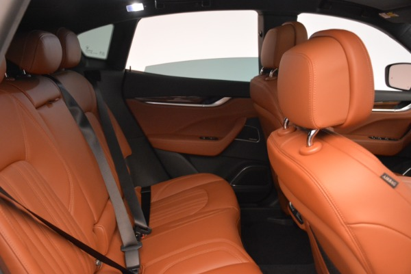 New 2018 Maserati Levante Q4 GranLusso for sale Sold at Bentley Greenwich in Greenwich CT 06830 21