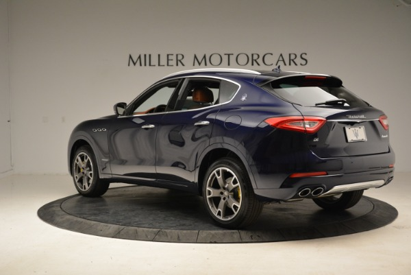 New 2018 Maserati Levante Q4 GranLusso for sale Sold at Bentley Greenwich in Greenwich CT 06830 6