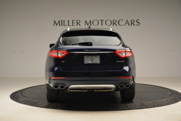 New 2018 Maserati Levante Q4 GranLusso for sale Sold at Bentley Greenwich in Greenwich CT 06830 7