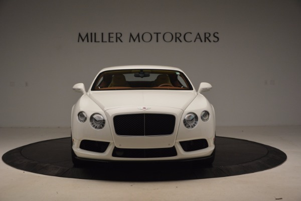 Used 2014 Bentley Continental GT V8 S for sale Sold at Bentley Greenwich in Greenwich CT 06830 12