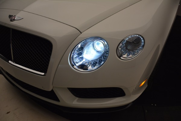Used 2014 Bentley Continental GT V8 S for sale Sold at Bentley Greenwich in Greenwich CT 06830 16