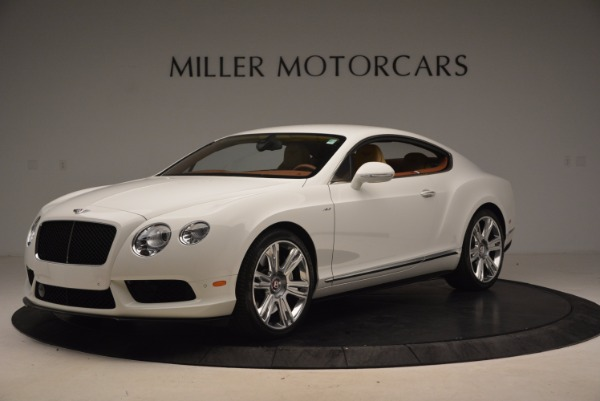 Used 2014 Bentley Continental GT V8 S for sale Sold at Bentley Greenwich in Greenwich CT 06830 2