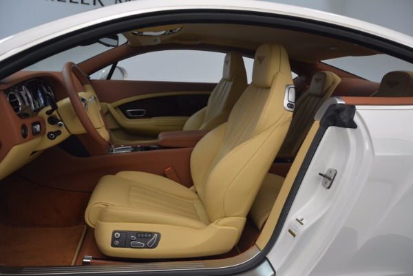 Used 2014 Bentley Continental GT V8 S for sale Sold at Bentley Greenwich in Greenwich CT 06830 24