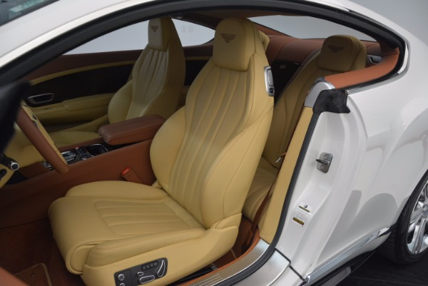 Used 2014 Bentley Continental GT V8 S for sale Sold at Bentley Greenwich in Greenwich CT 06830 25