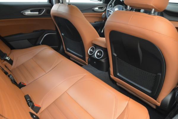 New 2018 Alfa Romeo Giulia Ti Lusso Q4 for sale Sold at Bentley Greenwich in Greenwich CT 06830 22