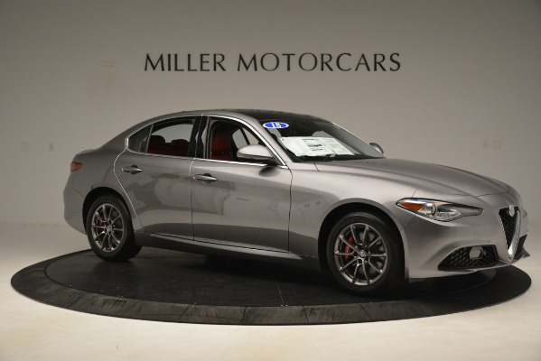 Used 2018 Alfa Romeo Giulia Q4 for sale Sold at Bentley Greenwich in Greenwich CT 06830 10