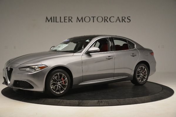 Used 2018 Alfa Romeo Giulia Q4 for sale Sold at Bentley Greenwich in Greenwich CT 06830 2