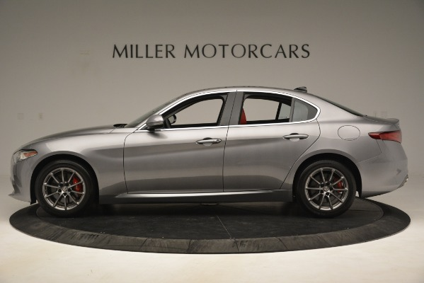 Used 2018 Alfa Romeo Giulia Q4 for sale Sold at Bentley Greenwich in Greenwich CT 06830 3