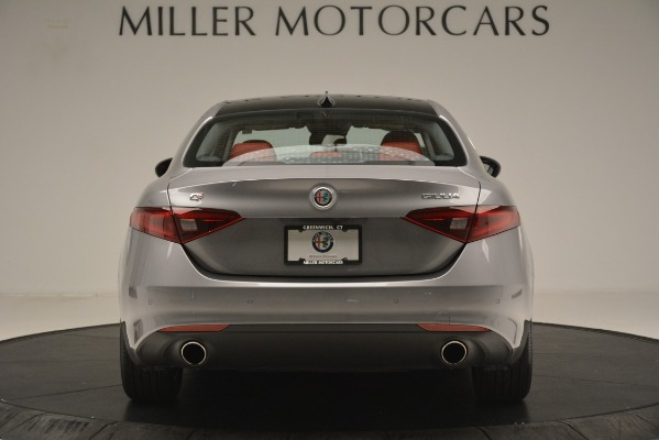 Used 2018 Alfa Romeo Giulia Q4 for sale Sold at Bentley Greenwich in Greenwich CT 06830 6