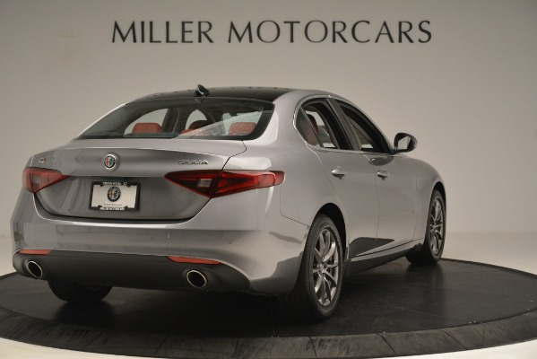 Used 2018 Alfa Romeo Giulia Q4 for sale Sold at Bentley Greenwich in Greenwich CT 06830 7