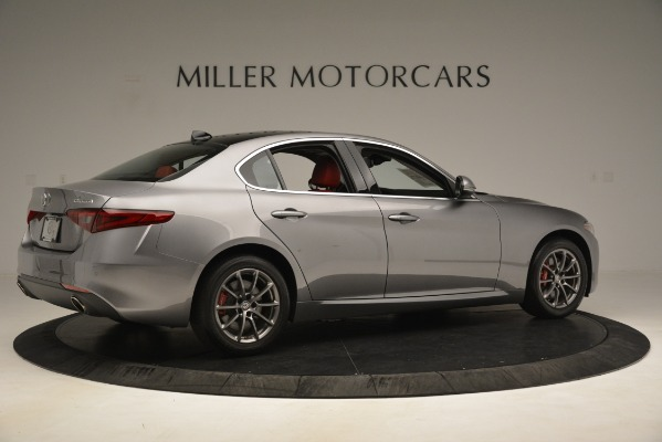 Used 2018 Alfa Romeo Giulia Q4 for sale Sold at Bentley Greenwich in Greenwich CT 06830 8
