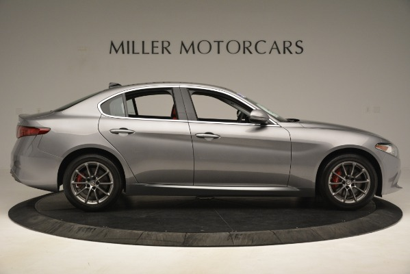 Used 2018 Alfa Romeo Giulia Q4 for sale Sold at Bentley Greenwich in Greenwich CT 06830 9
