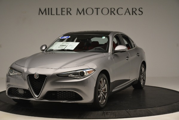 Used 2018 Alfa Romeo Giulia Q4 for sale Sold at Bentley Greenwich in Greenwich CT 06830 1