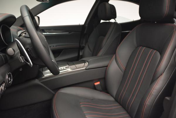 New 2016 Maserati Ghibli S Q4 for sale Sold at Bentley Greenwich in Greenwich CT 06830 14