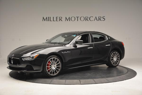New 2016 Maserati Ghibli S Q4 for sale Sold at Bentley Greenwich in Greenwich CT 06830 2