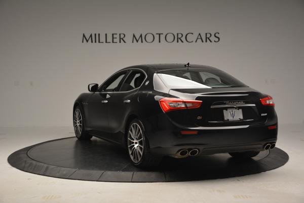 New 2016 Maserati Ghibli S Q4 for sale Sold at Bentley Greenwich in Greenwich CT 06830 5