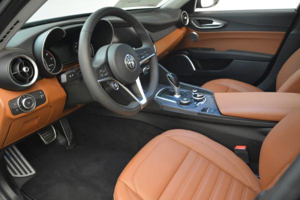 New 2018 Alfa Romeo Giulia Ti Lusso Q4 for sale Sold at Bentley Greenwich in Greenwich CT 06830 13