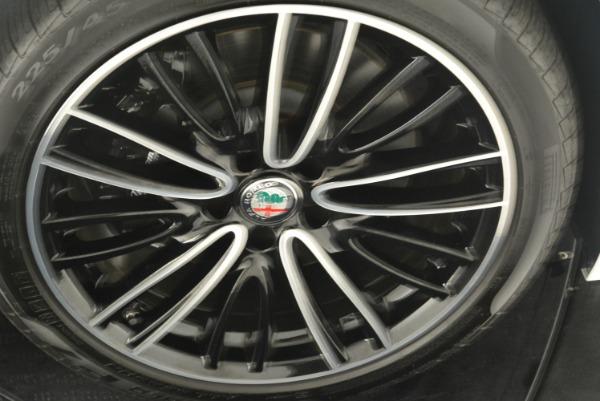 New 2018 Alfa Romeo Giulia Ti Lusso Q4 for sale Sold at Bentley Greenwich in Greenwich CT 06830 25