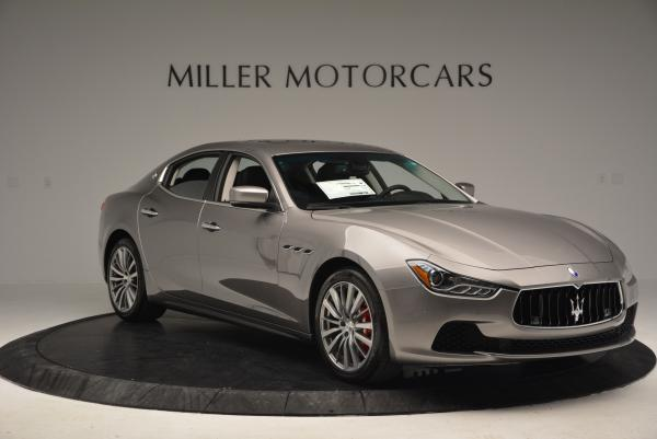 New 2016 Maserati Ghibli S Q4 for sale Sold at Bentley Greenwich in Greenwich CT 06830 11