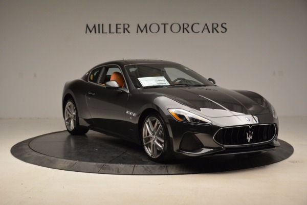 New 2018 Maserati GranTurismo Sport Coupe for sale Sold at Bentley Greenwich in Greenwich CT 06830 11